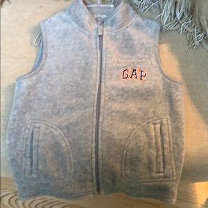 Baby Gap fleece vest